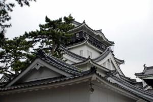 徳川家康が若い頃に居城にした岡崎城