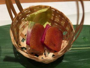 日本三大珍味のからすみ