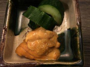 日本三大珍味のうに