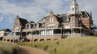 外国にある歴史のあるホテル