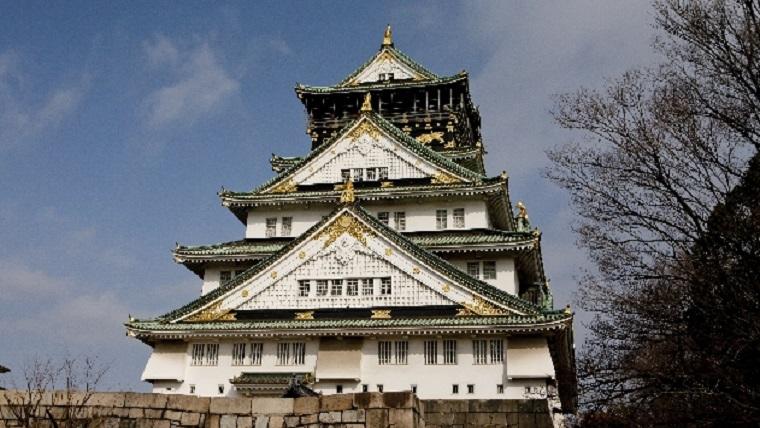 豊臣秀吉が政治を行った大坂城