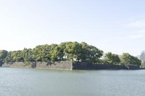 徳川家の居城の江戸城