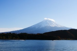 一富士二鷹三茄子のうちの富士山