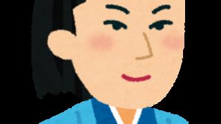 新選組の沖田総司の似顔絵