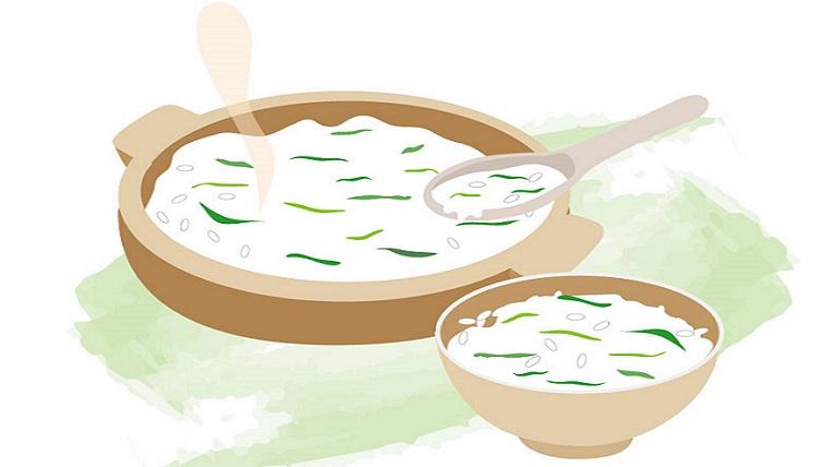 七草粥のイラスト