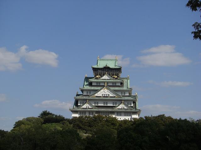 真田丸があった大坂城