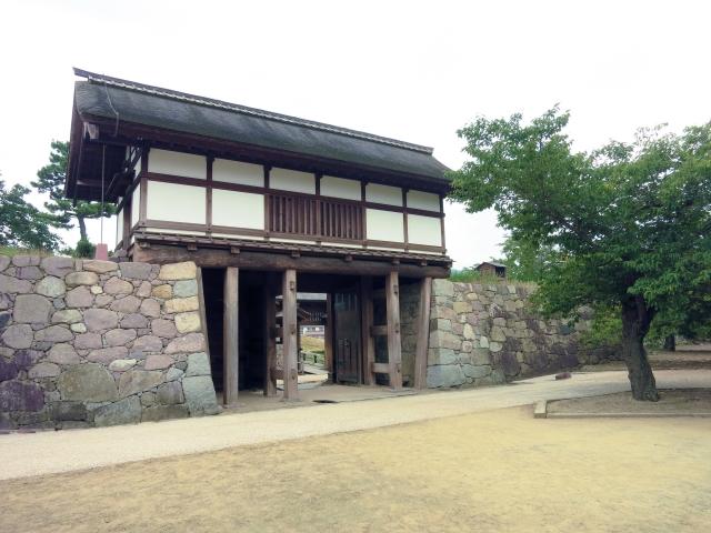 真田信之の居城の松代城