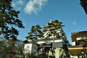 徳川家康が居城とした岡崎城