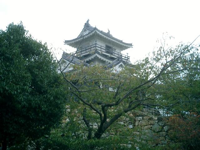 徳川家康が居城としていた浜松城