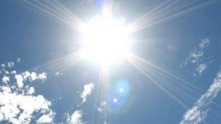 5月の紫外線のイメージ写真