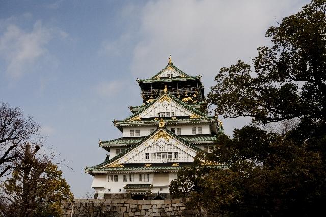 真田家とゆかりのある大坂城