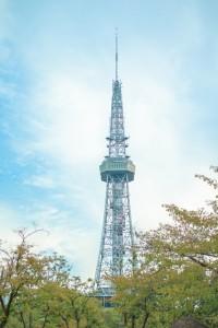 日本三大がっかり名所候補の名古屋テレビ塔