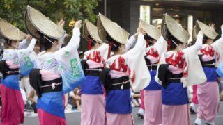 徳島の阿波踊り