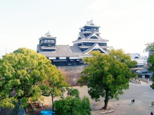 加藤清正が築城した熊本城