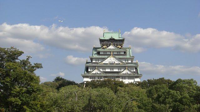 大坂の陣の五人衆が集まった大坂城