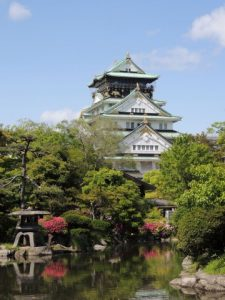 大坂冬の陣と夏の陣の舞台となった大坂城