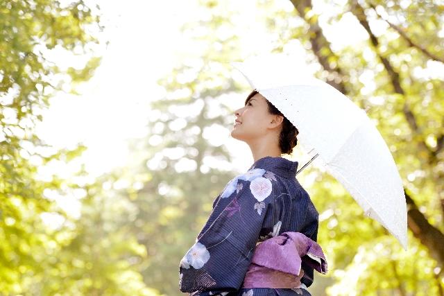 日本三大美人のイメージ図