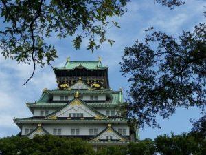 大坂城の天守