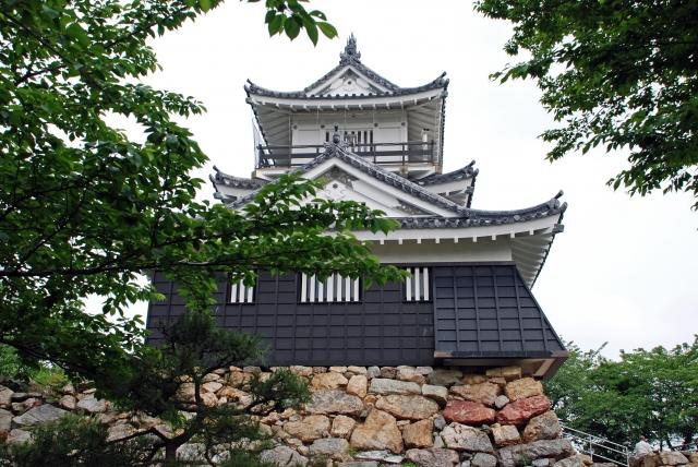 徳川家康が居城にした浜松城