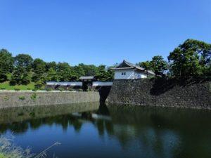 篤姫が生活した江戸城