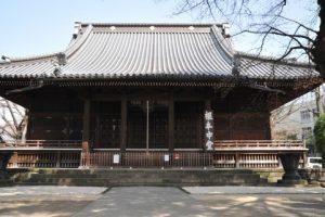 上野戦争の舞台となった上野にある寛永寺
