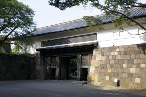 江戸城田安門