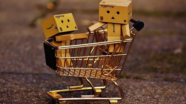 商品購入のイメージ図