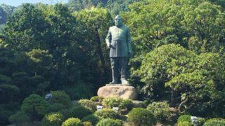 鹿児島の西郷隆盛像