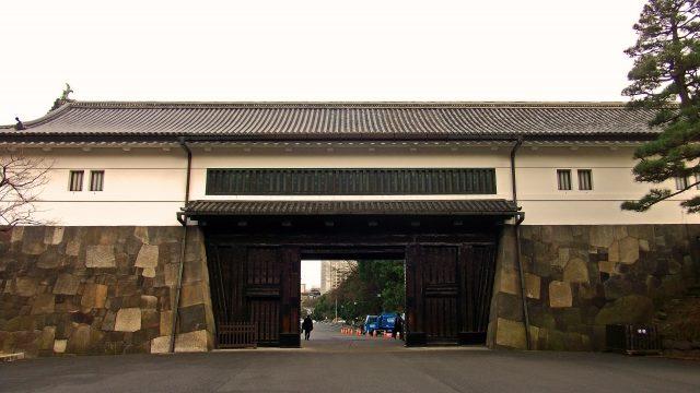 徳川家定が生活した江戸城