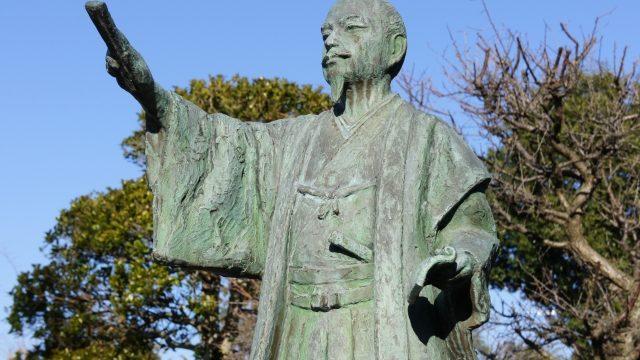 徳川斉昭像