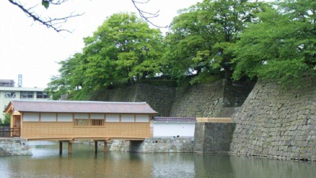 橋本左内がいた越前福井城