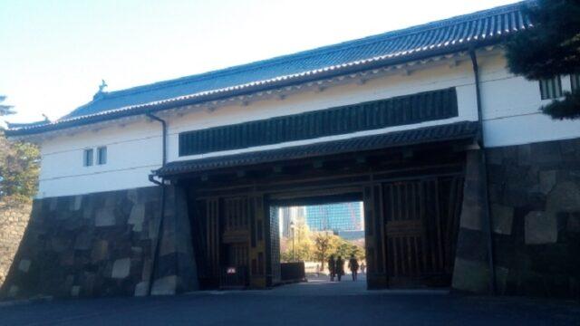 江戸城桜田門
