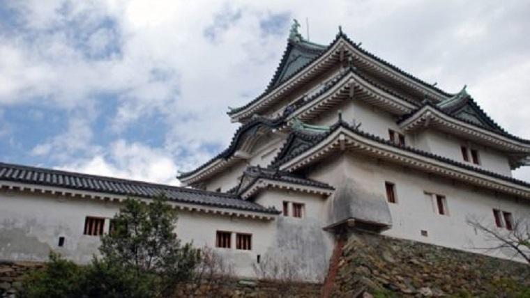 徳川吉宗がいた和歌山城