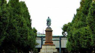 靖国神社の大村益次郎像