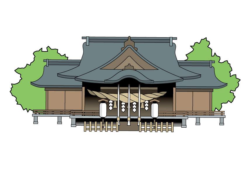日本三大神宮はどこ伊勢神宮など5か所の候補があった気になる話題