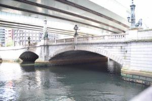 日本三名橋の一つと言われる東京の日本橋