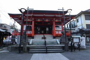 神楽坂善国寺