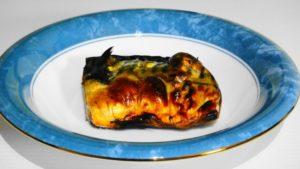 夏至の食べ物の焼サバ