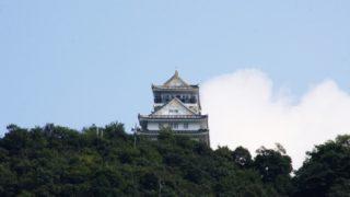 稲葉一鉄と縁のある岐阜城