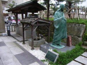 柴田勝家とお市の方を祀る柴田神社