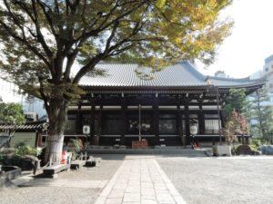 現在の本能寺本堂