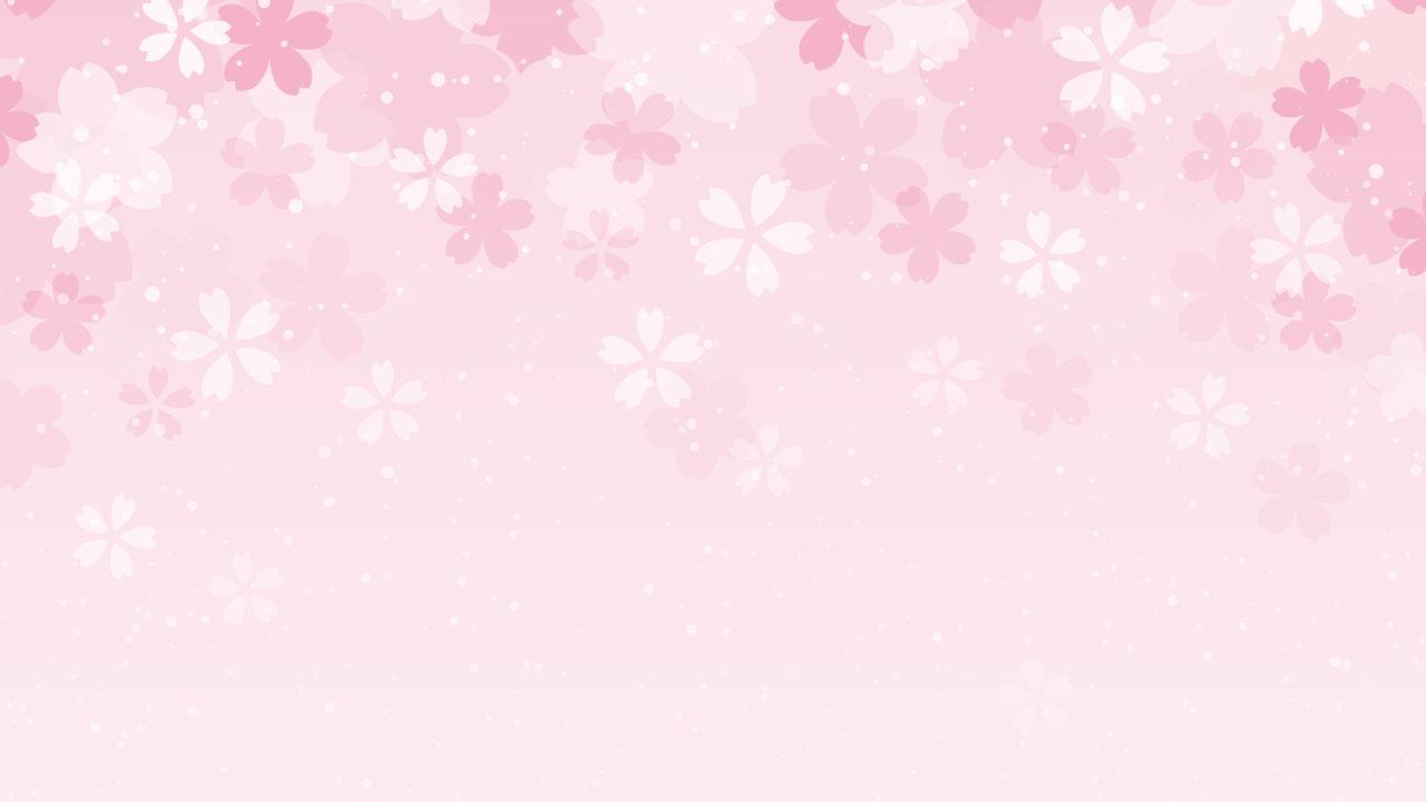 3月の桜のイメージイラスト