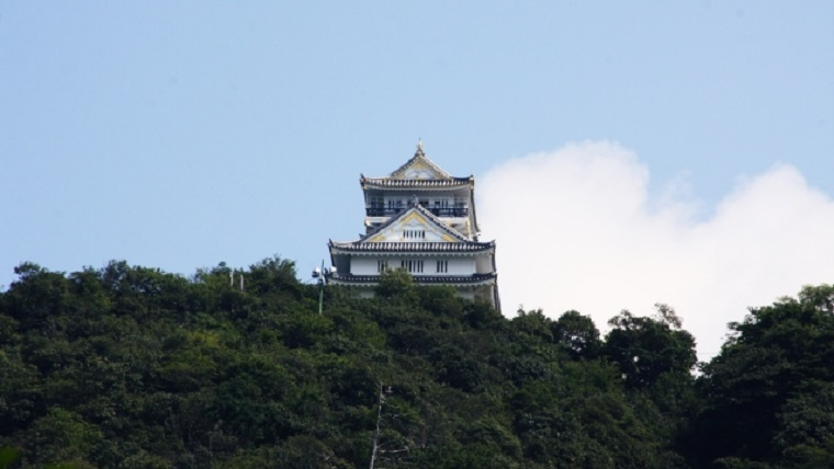 明智光秀と濃姫に縁のある岐阜城