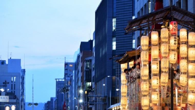 日本三大祭りの祇園祭