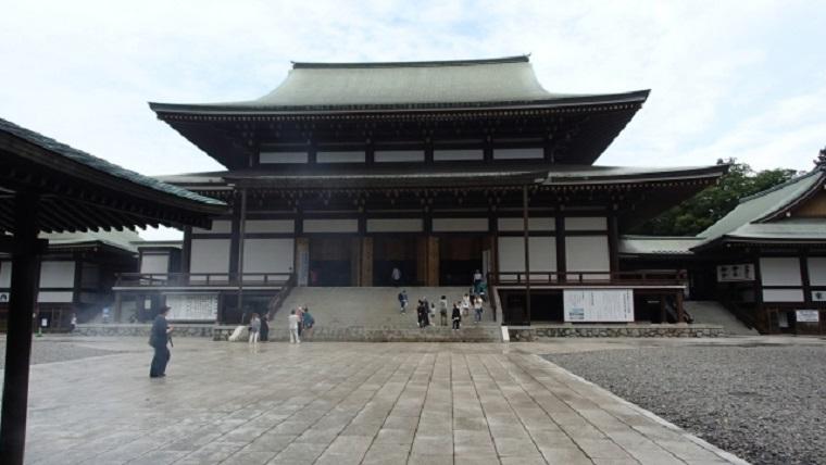 日本三大不動尊の成田山新勝寺