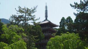 醍醐寺の五重塔
