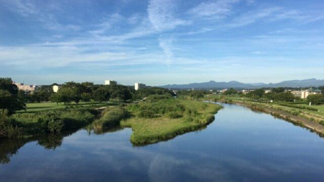 木曽義高が最期を迎えた入間川