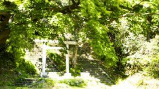 北条義時の墓があると伝えられる法華堂跡